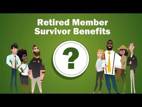 Retired Member Survivor Benefits
